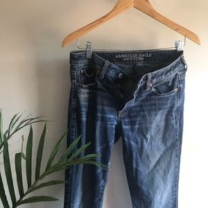 AE Boy Crop Jeans 5 for $25